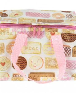 Tea Party Biscuit Lunch Bag