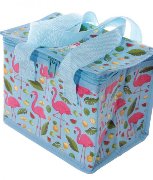 Pink Flamingo Lunch Box